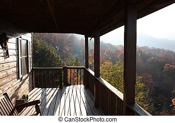 tennessee, cabina