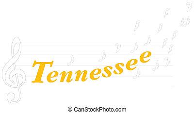 Tennessee illustration
