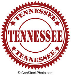 Tennessee-stamp