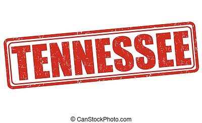 Tennessee stamp