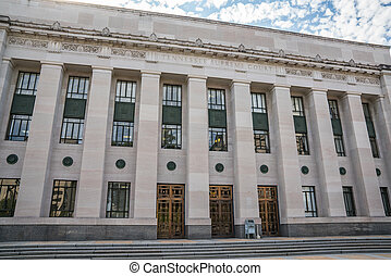 Tennessee State Supreme Court Building