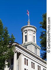 tennessee, statehouse, dôme