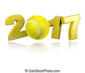 Tennis 2017 design