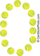 Tennis Ball Concept Number 0