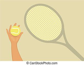 Tennis  coaching.