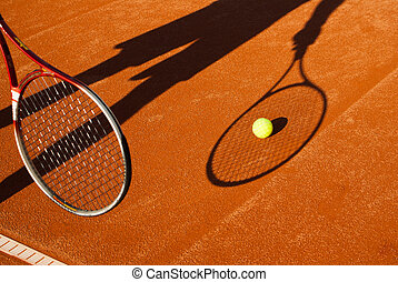 tennis, concept