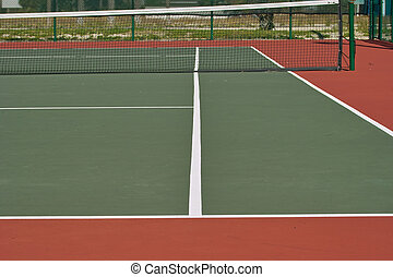 Tennis Court Right