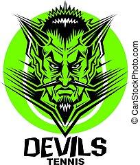 tennis, diavoli