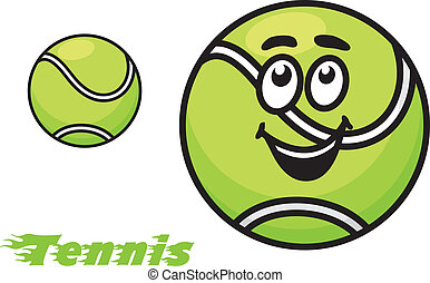 tennis, emblem, oder, ikone