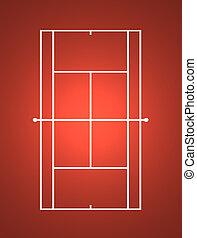 Tennis Hard Court