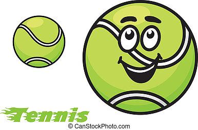 Tennis icon or emblem