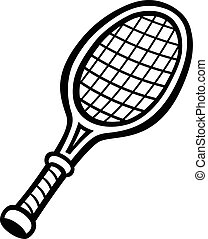tennis racquet clipart vector and illustration 2 379 tennis racquet rh canstockphoto com tennis racquet clipart black and white tennis racket clipart black and white