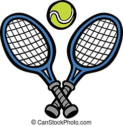 Tennis Racquets & Tennis Ball