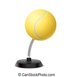 Tennis souvenir