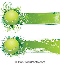 tennis sport - vector tennis design element