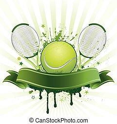 tennis, sportende