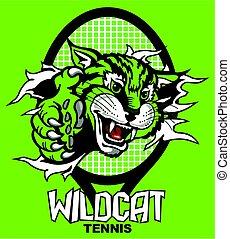 tennis, wildcat