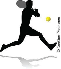 tenniser