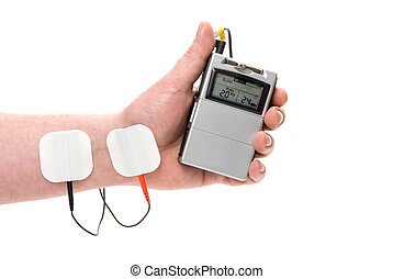 Tens Unit - A medical tens unit for the relief of acute...