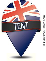 TENT glossy web pointer