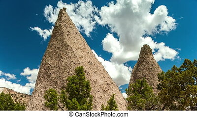 Tent Rocks National Monument - Kasha-Katuwe Tent Rocks...