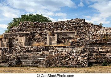 teotihuacan, メキシコ\