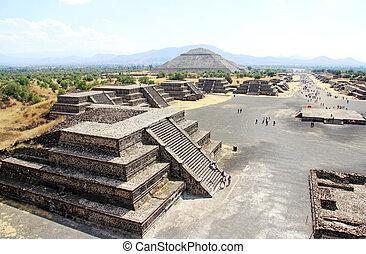 teotihuacan, méxico