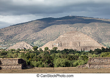 Teotihuacan, Mexico - Teotihuacan is an enormous...