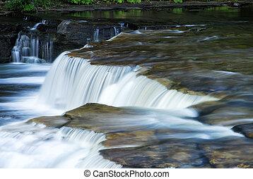 Tequanimum waterfalls