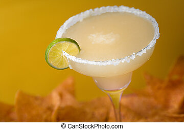 tequila, nachos, margarita