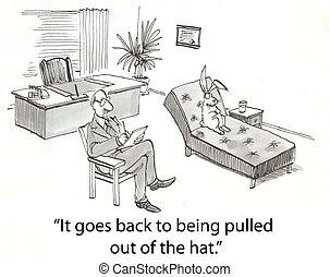 terapi, kanin