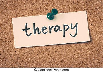 terapia