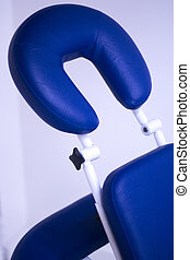 terapia física, fisioterapia, cadeira