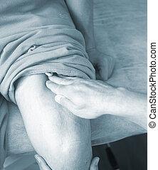 terapia física, fisioterapia
