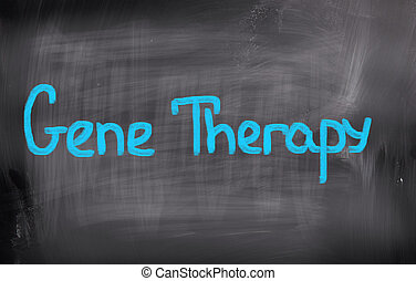 terapia gene, concetto