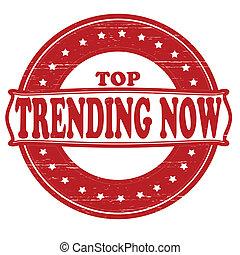 teraz, trending