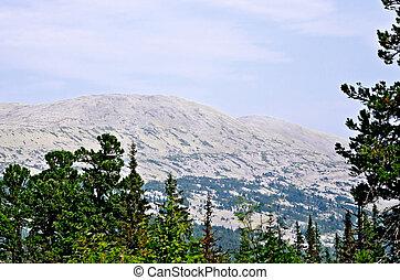 teren górzysty, 2, ural, kvarkush