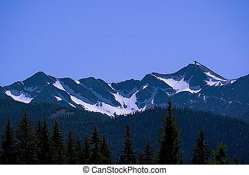 teren górzysty, 2