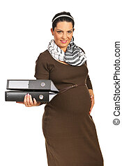 terhes, ügy woman