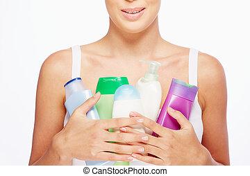 termékek, bodycare