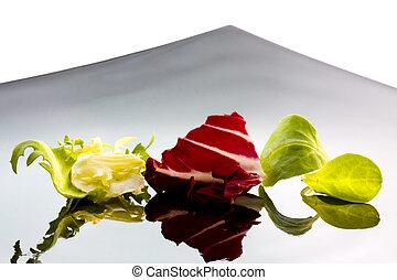 természetes, élelmiszer, növényi