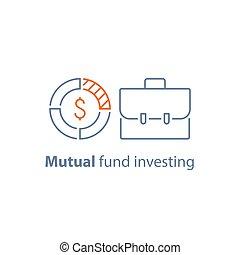 terme, gestion financière, investissement, long, fonds, sécurité, finance, dividende, constitué, paiement, mutuel