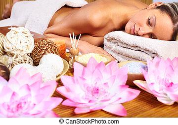 terme, massaggio