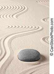 terme, meditazione, equilibrio, zen, armonia