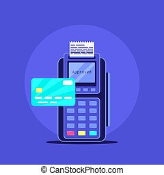 terminal, kredyt, wpłata, karta