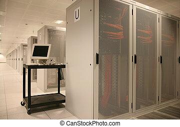 terminal, server