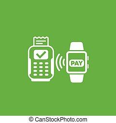 terminal, wpłata, pos, contactless