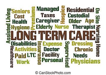 termine, lungo, cura