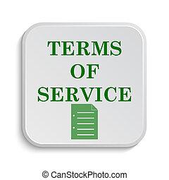 terminy, służba, ikona