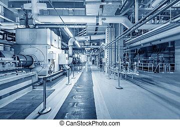 termisk, kraftverk
